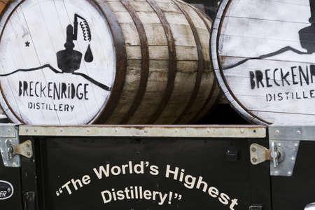 Breckenridge distillery  utilized traditional open-top Scottish style fermenters and distill in a 700 Gallon Vendome custom copper combination pot still. Editorial