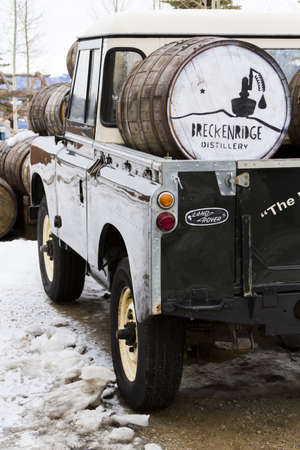 fermenters: Breckenridge distillery  utilized traditional open-top Scottish style fermenters and distill in a 700 Gallon Vendome custom copper combination pot still. Editorial