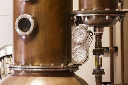 utilized: Breckenridge distillery  utilized traditional open-top Scottish style fermenters and distill in a 700 Gallon Vendome custom copper combination pot still. Editorial
