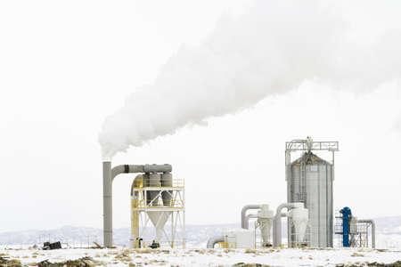 pollutants: Rocky Mountain Pellet Company near Walden, Colorado