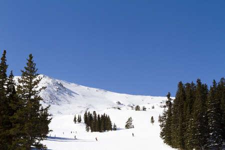 loveland: Skiing at Loveland ski resort, Colorado.