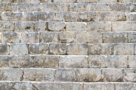 마 야 피라미드 Chichen Itza, 유카탄 반도, 멕시코. 스톡 콘텐츠 - 19414122