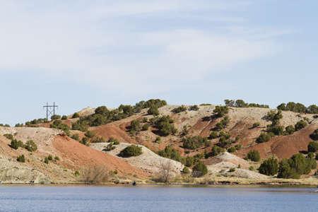 Recreational park in Wyoming