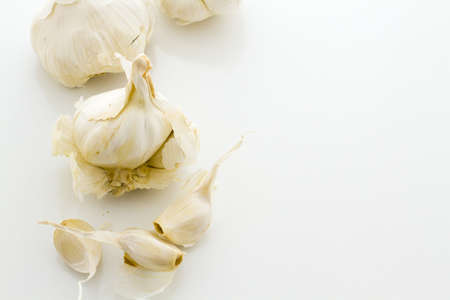 vegetare: Organic garlic from the local Farmers Market.