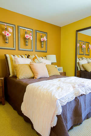 2013 Parade of Homes showcasing new houses and new interiors. Stock Photo - 21837915