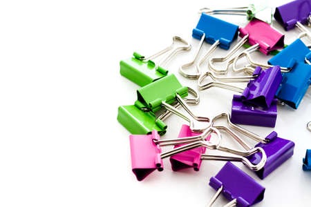 Paper clips Stock Photo - 23173426