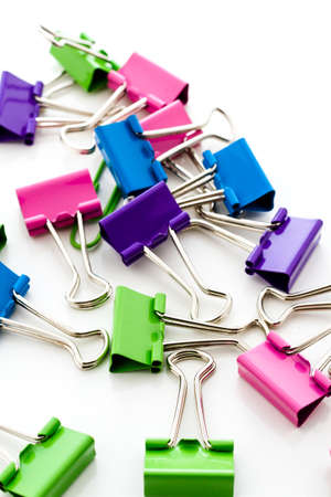 Paper clips Stock Photo - 23173490