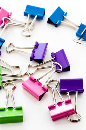 Paper clips Stock Photo - 23173492