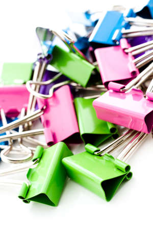 Paper clips Stock Photo - 23173508