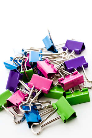 Paper clips Stock Photo - 23173512