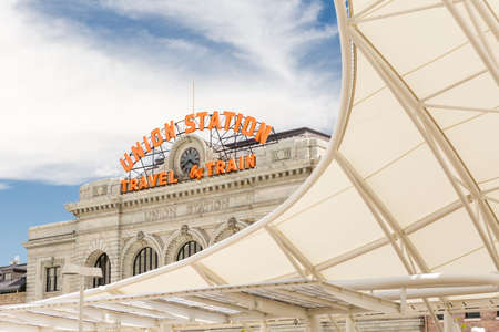 colorado mountains: Progress of redevelopment of Union Station in Denver. Editorial