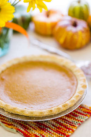 vegetabilis: Freshly baked pumpkin pie