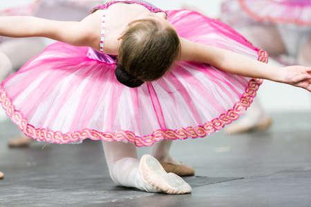 ballet dancing: Kids dancing tradition Russian folk dances.