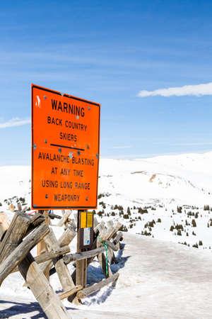 loveland: Loveland Pass, Colorado, USA-March 15, 2015. Typical weekend at Loveland pass on late Winter day.