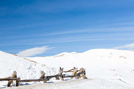 eisenhower: Typical weekend at Loveland pass on late Winter day.