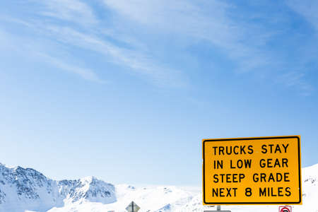 Typical weekend at Loveland pass on late Winter day. photo