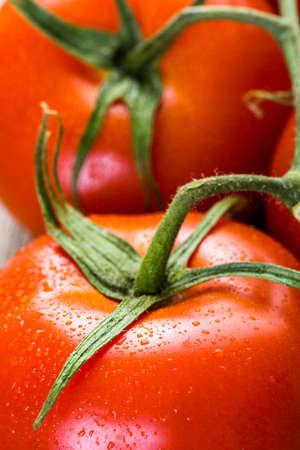 vegetare: Fresh organic vegetable in season on old farm table.