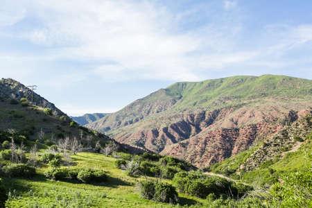 South Canyon Creek near Glenwood Springs, Colorado.
