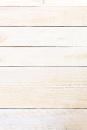 흰 얼룩이 칠한 소박한 나무 판자. 스톡 콘텐츠 - 51058765