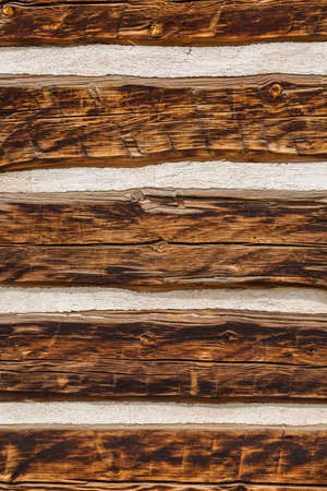 wood agricultural: Wood wall texture  of the old barn.