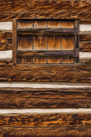 morter: Wood wall texture  of the old barn.