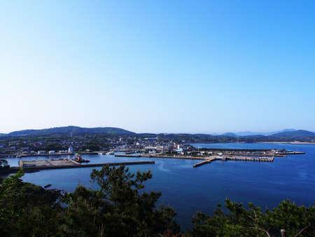 nagasaki: Ojika island (Nagasaki, Japan) Stock Photo