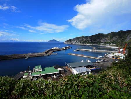 unexplored: Wakago Village in Niijima island (Tokyo, Japan)