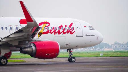 A320-200 Batik Air Editorial