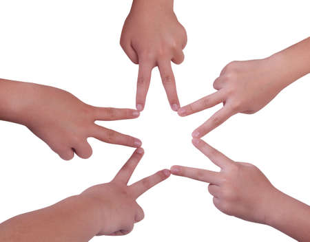 symbol dłoni