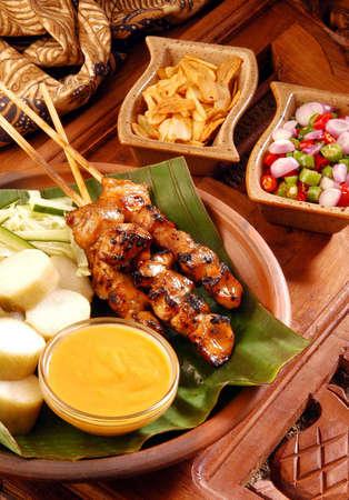 japanese foods: satay