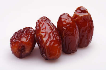 up date: dates fruit Stock Photo