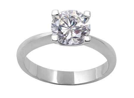pierścień romb