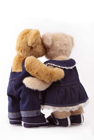 Couple of Teddy bear