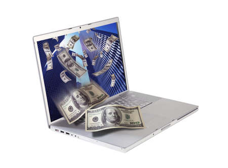 is raining: make money with your laptop