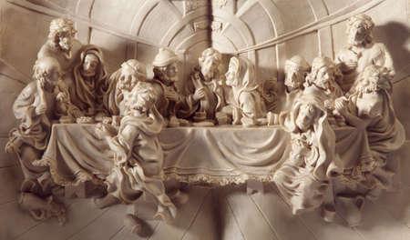 Jezus: Ostatnia Wieczerza  Zdjęcie Seryjne