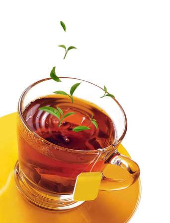 filiżanka herbaty Zdjęcie Seryjne
