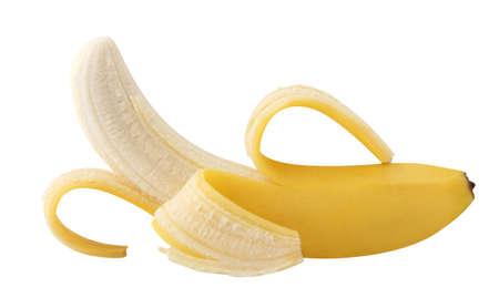 熟した: バナナの果実