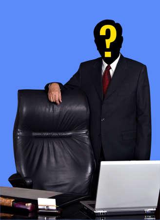 aspirant: who`s Stock Photo