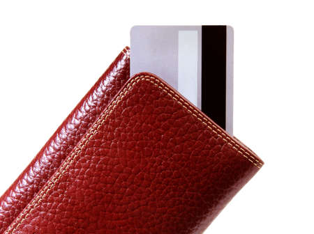 non cash: wallet and credit cards