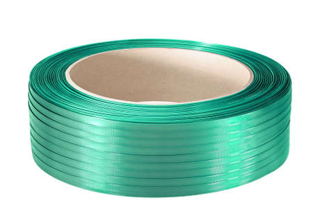 pack string: green bert Stock Photo