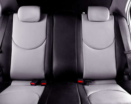 back seat: Car back seats interior