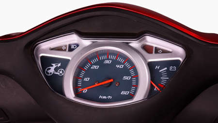 electric motorcycle Stock Photo - 6639968