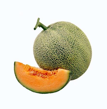 Cantaloupe owoców