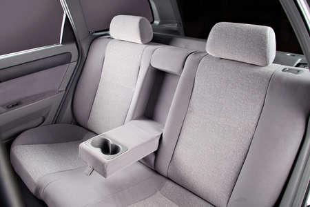 Car back seats interior Stock Photo - 9109080