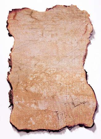 dangerously: burning paper