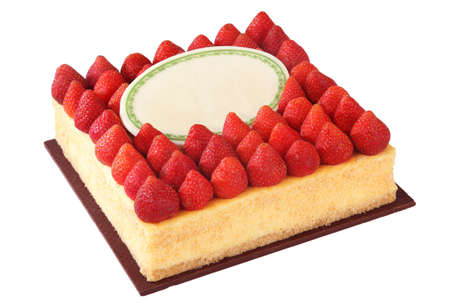 ailment: cake and strawberry