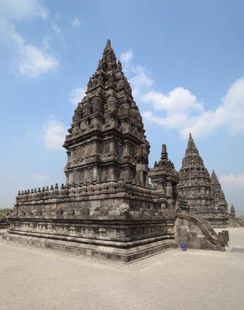 prambanan temple Stock Photo - 10652268
