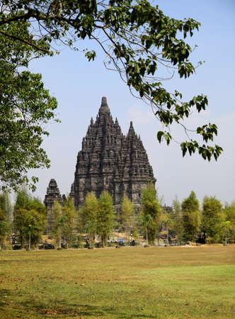 prambanan temple Stock Photo - 10652271