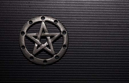 Pewter Pentacle photo