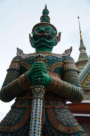 Thai Giant Statue Stock Photo - 7216669